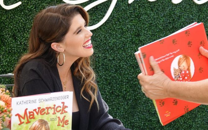 Katherine Schwarzenegger isn't in showbusiness. She's a lifestyle blogger, an author, and an interior designer. (Photo: Instagram)