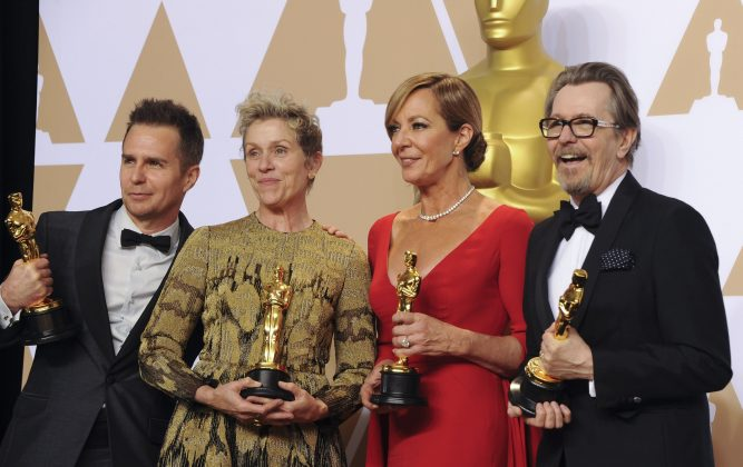 The Oscars have been struggling to find themselves a new host. (Photo: WENN)