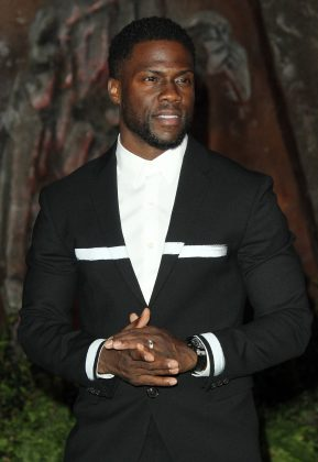 Kevin Hart stepped down from hosting the Oscars. (Photo: WENN)