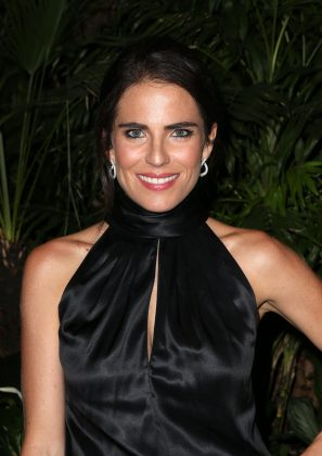 December 11—Karla Souza, Mo'Nique. (Photo: WENN)