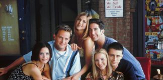 Fans uproar managed to keep Friends on Netflix for another year—that, and the $100 million the streaming giant paid for the rights. (Photo: Release)