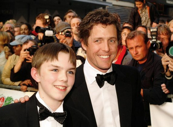 "Nicholas was just a 7-year-old boy when he got his debut role in ""Intimate Relations"". After a long journey in television, he was cast for ""About a Boy,"" alongside Hugh Grant, a movie that would change his life forever. (Photo: WENN)"