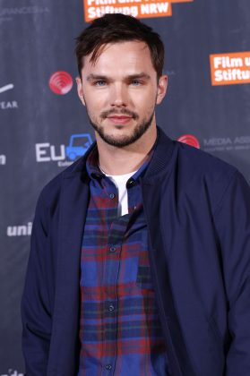 Hoult is a philanthropist and supports numerous charities aimed at children and young people, including the National Society for the Prevention of Cruelty to Children and the Teenage Cancer Trust. (Photo: WENN)
