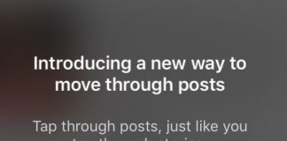 Click through to see the infuriated reactions to the news that Instagram replaced scrolling with swiping. (Photo: Instagram)