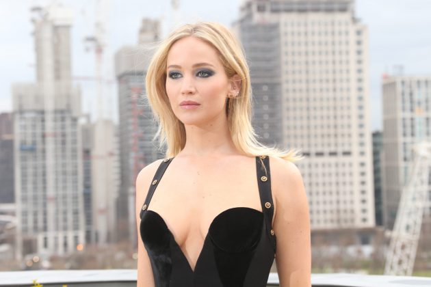 Jennifer Lawrence claims she didn't sleep with Harvey Weinstein. (Photo: WENN)