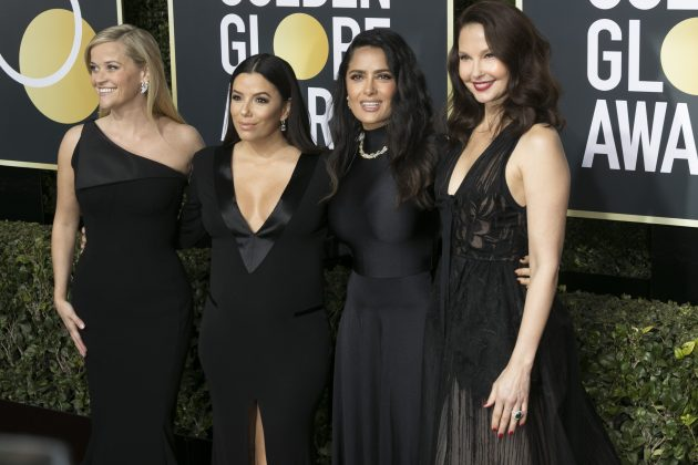 Dozens of women have come forward to accuse Harvey Weinstein of sexual crimes, resulting in the #TimesUp and #MeToo movements. (Photo: WENN)