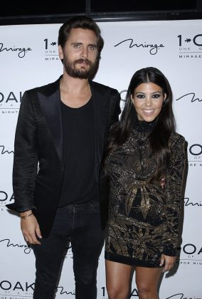 Scott Disick and Kourtney Kardashian dated for eight years. (Photo: WENN)