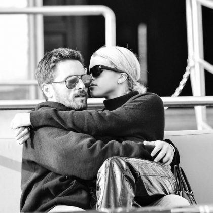 Scott Disick is currently dating model Sofia Richie. (Photo: WENN)