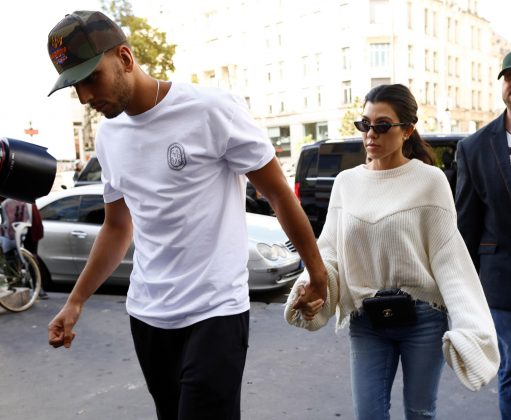 Prior to his relationship with Luka, Kourtney dated Younes Bendjima for over a year. (Photo: WENN)