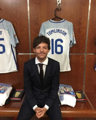As if being a talented musician wasn't enough, Louis Tomlinson is also a gifted footballer. Not only has he's played in several charity games, but he also almost became a co-owner of Doncaster Rovers. Though the take over fell through, Tomlinson continues to be involved with the club. (Photo: Instagram)