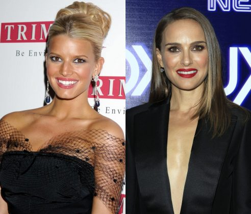 The unforeseen feud between Natalie Portman and Jessica Simpson caused mixed reactions on the issue. (Photo: WENN)