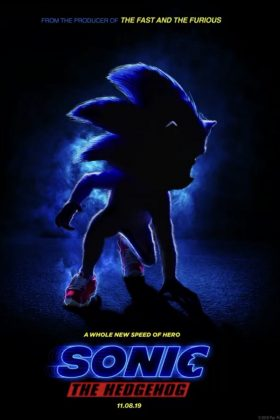 Click through our photo gallery to see all the reactions to the first poster for the new Sonic movie. (Photo: Release)