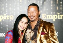 Terrence Howard and ex-wife Mira Pak are engaged again. (Photo: WENN)
