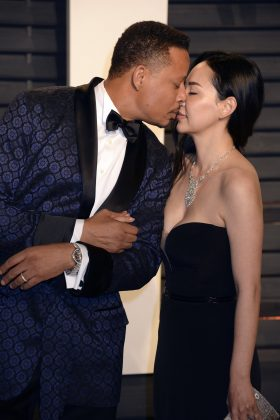 Terrance Howard and Mira Pak originally tied the knot in 2013. (Photo: WENN)