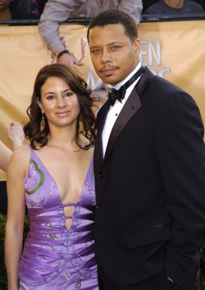 Terrance Howard married his first wife Lori McCommas in 1989 and divorced her in 2003. (Photo: WENN)