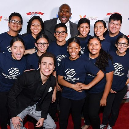 Jake's heart is in the right place. Last month, the actor teamed up with Boys & Girls Club to help kids in need to get the tools they need to be successful in school. (Photo: Instagram)