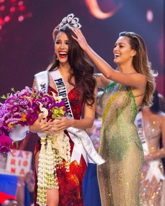 Who is Catriona Gray, the 24-year-old who bested 93 other candidates from all over the world? (Photo: Instagram)