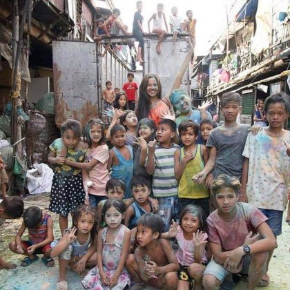 She's dedicated to ending poverty in Philippines. Catriona is very vocal about poverty in her country and has her own project called Paraiso: The Bright Beginnings Project, which aims to ease poverty, specially among children. (Photo: Instagram)