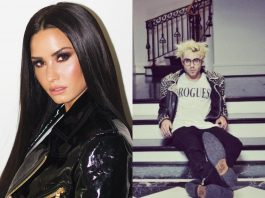 So who is Henri Levy? Click through our photo gallery above to learn everything there's to know about Demi Lovato's new boyfriend. (Photo: Instagram)