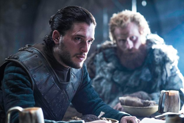 He's boring. Everything about Jon Snow is both incredibly admirable and incredibly dull. There hasn't been an episode in which his storyline doesn't involve some combination of brood, shiver, and fighting a zombie. (Photo: Release)