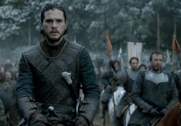 "He gets a lot of undeserved fan support. Jon Snow has a large fan base because he fits into the ""underdog"" stereotype perfectly. But in fact, he only draws the attention from other fan favorites that are actually well-written. (Photo: Release)"