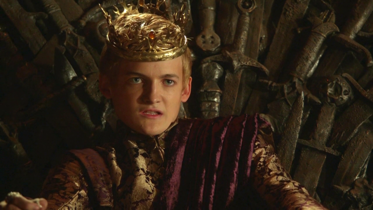 He has the entitlement of Joffrey. When Jon first makes it to the Night's Watch he believe he's better than everyone else and act like it. And his motivations are no different than the show's greatest villain's. Both want glory and respect. (Photo: Release)
