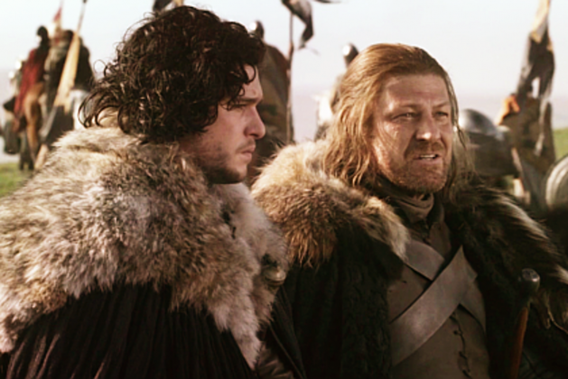 The story poses him as an underdog, which isn't the case. Despite being the bastard son of Ned Stark, Jon has a loving family. He's also handsome, a skilled warrior, and enjoyed a wealthy upbringing. (Photo: Release)