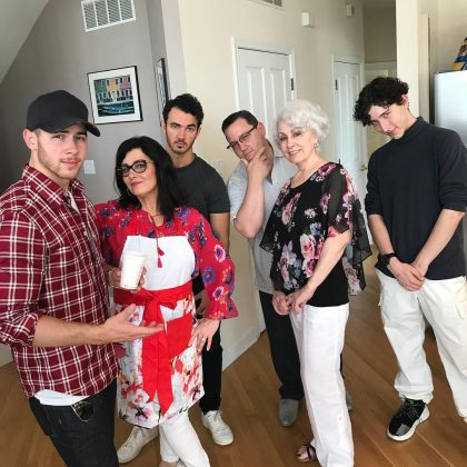 Because Nick knows that family definitely comes first. Despite being a busy pop star/actor, he's super close to his parents and best friends with his Jonas brothers. Nick knows how important it is to stay connected to family. (Photo: Instagram)