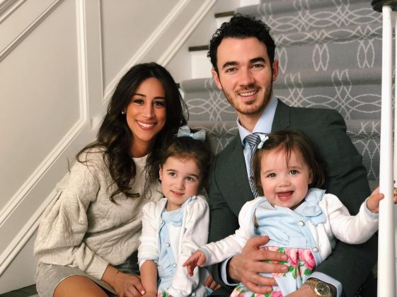 Because he's learned from the best. His older brother Kevin and his wife Danielle have given us #couplegoals since starring the very first Jonas wedding in 2009. Not to mention Nick parents have been married for over 30 years! (Photo: Instagram)