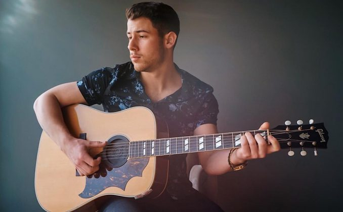 "Because Nick Jonas has proven to be a hopeless romantic with lyrics like ""Love Bug"" and ""When You Look Me In The Eyes,"" which he'll most likely serenate Priyanka for the rest of their lives. (Photo: Instagram)"