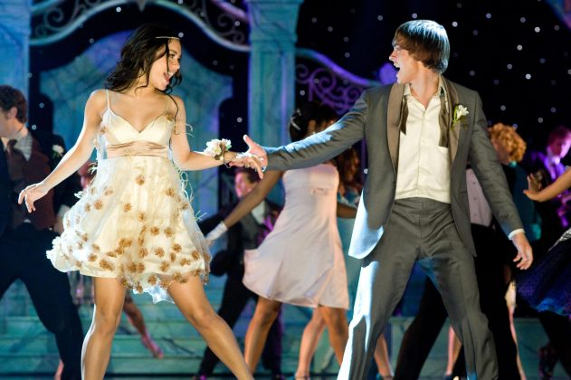 "Gabriella finally shows up to ""save the day"" after Sharpay did the work and gets all the glory even though she totally ghosted. (Photo: Release)"