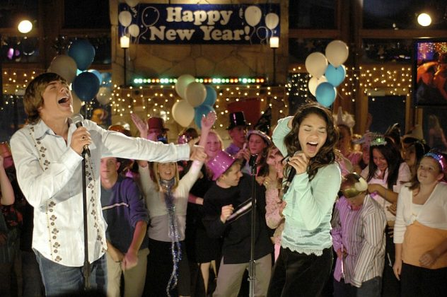 Even though Ryan and Sharpay are extremely talented and trained performers, Gabriella gets the lead role at the high school play. Granted, all the experience se had is singing a crappy song at karaoke. (Photo: Release)