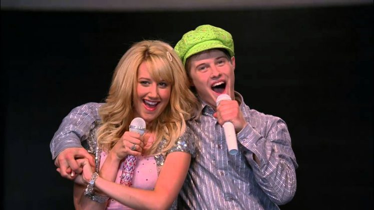 "Her version of What I've Been Looking For"" is as boring as it is slow. Sharpay and Ryan's turned it into legit pop. (Photo: Release)"