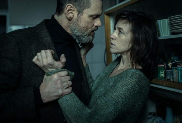"Former funnyman Jim Carrey is a brooding Polish cop in ""Dark Crimes"", a dark crime thriller than nobody likes. Like, literally—it has 0% rating from critics on Rotten Tomatoes. The worst of Carrey's dramatic performance. (Photo: Release)"
