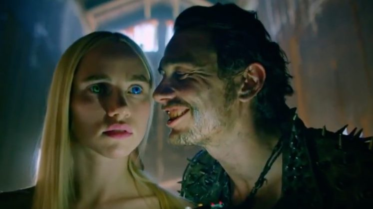 "Did you know James Franco released a terrible Mad Max-looking dystopia movie recently? The futuristic fail-fest that is ""Future World"" has ZERO on Rotten Tomatoes. ""A miserable, idiotic sci-fi trifle."" (Photo: Release)"