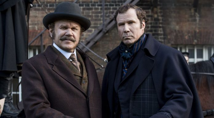 """Holmes and Watson"" premiere just a couple days ago. But critics don't have too many kind words for the comedy flick. The movie has zero percent favorable reviews on Rotten Tomatoes. ""Devastatingly unfunny"" is what people are calling it. (Photo: Release)"