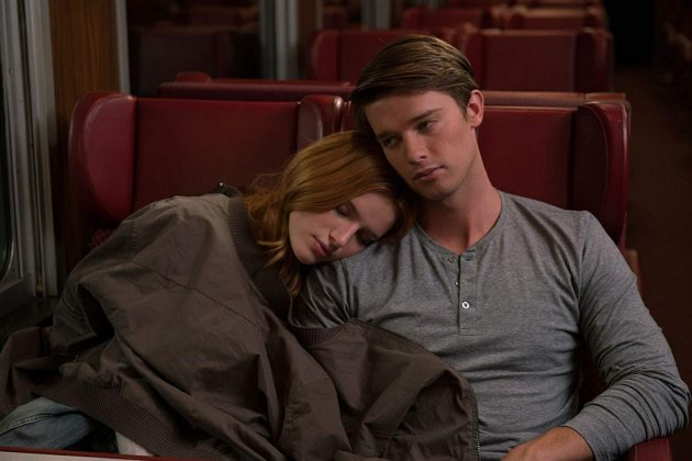 """Midnight Sun"" with 22% on RT, is a teen tearjerker with Bella Thorne who can't go out in the sun and Patrick Schwarzenegger as her understanding beau. What's a list of terrible new releases without a teen romance medical drama? (Photo: Release)"