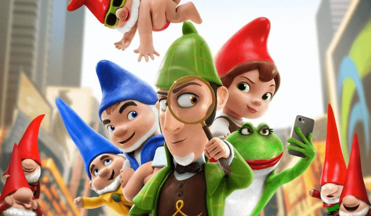 Yet another Sherlock movie on our list! Sherlock Gnomes, Gnomeo and Juliet are the leads of this family film fail that follows a detective trying to solve a mystery involving lawn ornaments. With 27% on RT is definitely not a must-see. (Photo: Release)