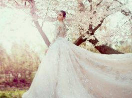 There are different styles of wedding dresses that can emphasize both the advantages and drawbacks of the figure. (Photo: Release)