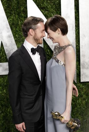 Adam Shulman and Anne Hathaway have been married for the last 7 years. (Photo: WENN)