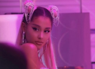 Click through to see the best reactions to Ariana Grande's '7 Rings' music video. Retail therapy has never been more real! (Photo: Instargam)
