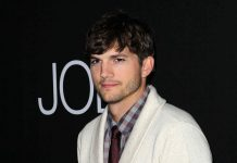 Ashton Kutcher tweeted out his persona phone number. (Photo: WENN)