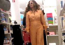 Click through our photo gallery above to see how the BeyHive flooded social media with reactions to the news that Beyoncé shops at Target. (Photo: Twitter)