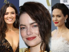 Here's a list of 10 brunette celebrities who are secretly blond. Click to see that blondes do have more fun—when they go brunette! (Photo: WENN)