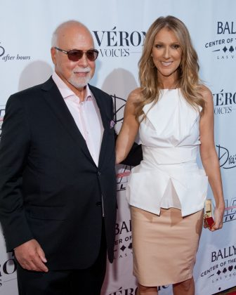 Celine Dion and Rene Angelil where married for 22 years before his death in 2016. However, he also started working as her music manager when her was 38 years old and Celine was only 12! In total, their relationship lasted 35 years. (Photo: WENN)