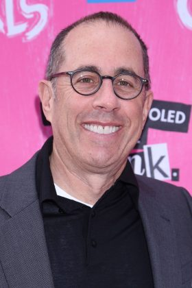 While staring his self-titled sitcom, Jerry Seinfeld (39) began dating then-high schooler Shoshanna Lonstein (17). She even moved from New York to L.A. to be closer to the comedian while she attended college, though they eventually broke up. (Photo: WENN)