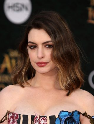 "Anne Hathaway recently revealed she plans on going sober for the next 18 years. ""I'm going to stop drinking while my son is living in my house, just because I don't totally love the way I do it."" (Photo: WENN)"