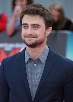 "Daniel Radcliffe admitted being drunk while filming ""Harry Potter"" scenes and his drinking spiraled out of control. However, he has managed to embrace the sober life for the past six years. (Photo: WENN)"