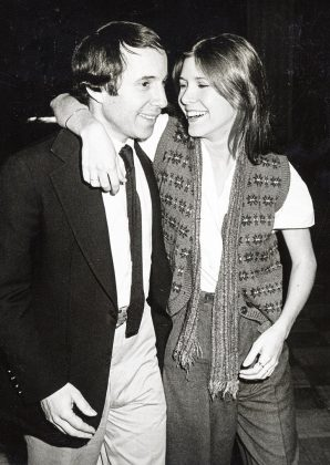 SNL proved to be quite the matchmaking service for Fisher. She also met her future husband, Paul Simon, on the show. They were married for less than a year before divorcing in 1984. (Photo: WENN)
