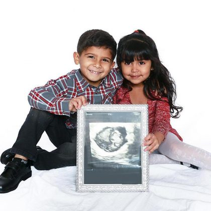 """Jersey Shore"" star Snooki, and her husband Jionni LaValle, are expecting their third child together. They are already parents to Lorenzo, 6, and Giovanna, 4. (Photo: Instagram)"